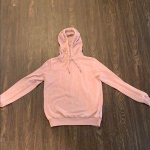TOPSHOP washed sweatshirt